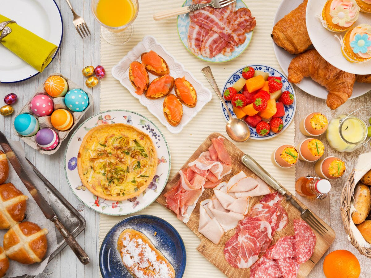 easter overeating